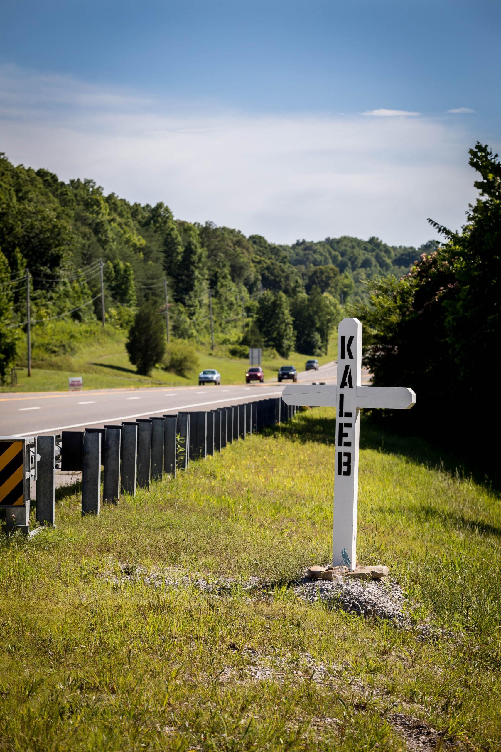 Roadside Highway Marker Earthbound Legacy